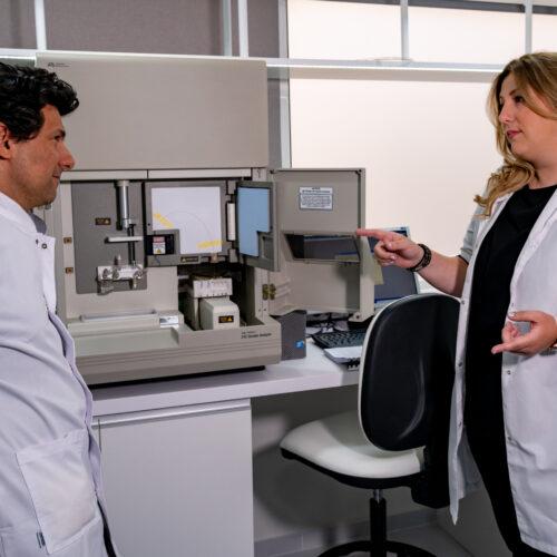 Ιατροί κυτταρολόγοι στα εργαστήρια μας