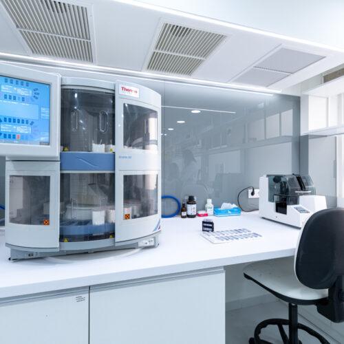 Θάλαμος κυτταρολογικού εργαστηρίου