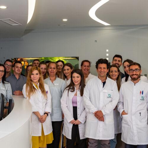 Ιατρικό προσωπικό του κυτταρολογικού κέντρου